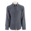 Planet Earth Scout L/s Shirt Dark Denim
