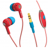 Matix Hangover W/ Mic Headphones Red