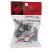 Liquid Force IPX M6 Binding Bolt Kit w/ Lock Wakeboard Accessories