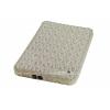 Insta-Bed Stow N Go w/ Pump Air Bed Queen Cream Print