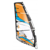 Gaastra Poison Windsurf Sail Black/orange 4.5m