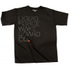 Liquid Force Dark Riding Shirt Black