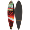 Gold Coast Over Exposed Longboard Skateboard