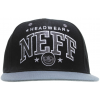 Neff Team Cap Black/grey