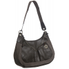 Gravis Madison Lx Purse Brown Tweed