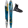 Connelly Sonic Slalom Waterski 65 W/ Nova/adj Rtp Bindings