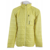Burton Decibel Insulated Snowboard Jacket Barrier Yellow