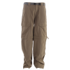 White Sierra Trail Convertible 34 Pants Bark
