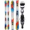 K2 Superstitious Skis W/ Marker Ers 11.0 Tc Demo Bindings