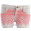 Roxy Carnivals Emb Shorts Sea Spray