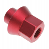 Eastern 3/8 W/ 14mm Long Tip Axel Nuts Matte Red