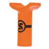 Stolen Thermite Pivotal Seatpost Neon Orange 75mm
