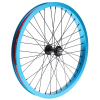 Eastern Venus Front 36h Bmx Wheel Hot Blue 20