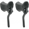Tektro Rl340 Ergo Brake Lever Set Black/black