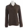 Holden Shawl Collar Sweater Med Grey