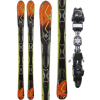 K2 A.m.p. Impact Skis W/ Marker Mx 12.0 Demo Bindings