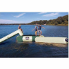 Rave Bongo Northwoods Water Bouncers 10 W/ Slide And Log