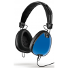 Skullcandy Aviator W/ Mic3 Headphones Royal Blue/black