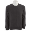 Hurley Brights Crew Sweatshirt Heather Black