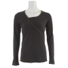 Lole Candid 2 Top Black Heather