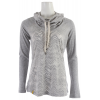 Lole Sheer 2 Top Light Grey Heather Chevron