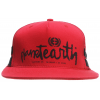 Planet Earth Surfsup Cap Red