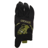 Grenade Disobey Bike Gloves Black/lime