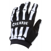Grenade Skeleshred Bmx Gloves Black