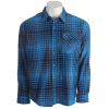 Volcom Donner L/s Flannel Blue