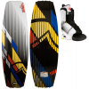 Liquid Force S4 Wakeboard 142 W/ Transit Bindings