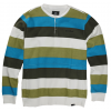 Special Blend Blocker Sweater Big Stripe Kermit