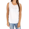 White Sierra Sugarloaf Tank White