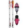 Fischer Koa 75 Rf My Style Skis W/ V9 Rf My Style Bindings Purple/black