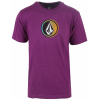 Volcom Circle Stone T-shirt Vibrant Purple
