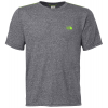 The North Face Reaxion Amp Crew Shirt Asphalt Grey Heather