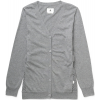 Burton Porch Cardigan Heather Pewter
