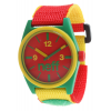 Neff Daily Velcro Watch Rasta