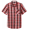 Oakley Classic Woven Shirt Red Line