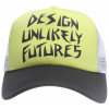 Analog Tendencies Trucker Cap Lime Green