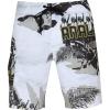 """Analog Aloha Army 20"""" Boardshorts"""