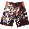 Analog Van Go Boardshorts True Black