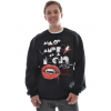 Analog Shindig Basic Crew Sweatshirt True Black