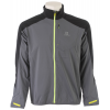 Salomon Fast Wing Jacket Dark Cloud/black