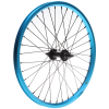 Framed Attack Ltd Front Double Wall Bmx Wheel Blue 3/8in