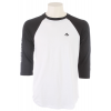 Emerica Team Combo Raglan Black