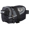 Fox Large Seat Bag Black 4x4.25x7in