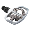 Shimano Pd-a520 Bike Pedals Silver 9/16in