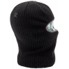 Coal Knit Clava Facemask Black