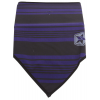 Sessions Heather Stripe Facemask Purple Heather Stripe