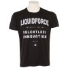 Liquid Force Icon Riding Shirt Black